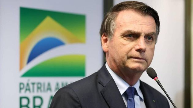 Jair Bolsonaro, a former military officer and congressman, won Brazil's presidential election in October