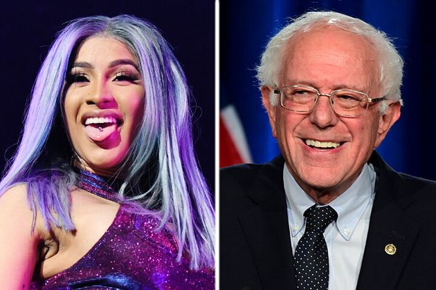Bernie Sanders And Cardi B Discuss How To End Police