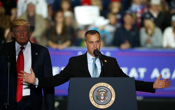 House Democrats Subpoena Corey Lewandowski Ahead Of Trump Rally