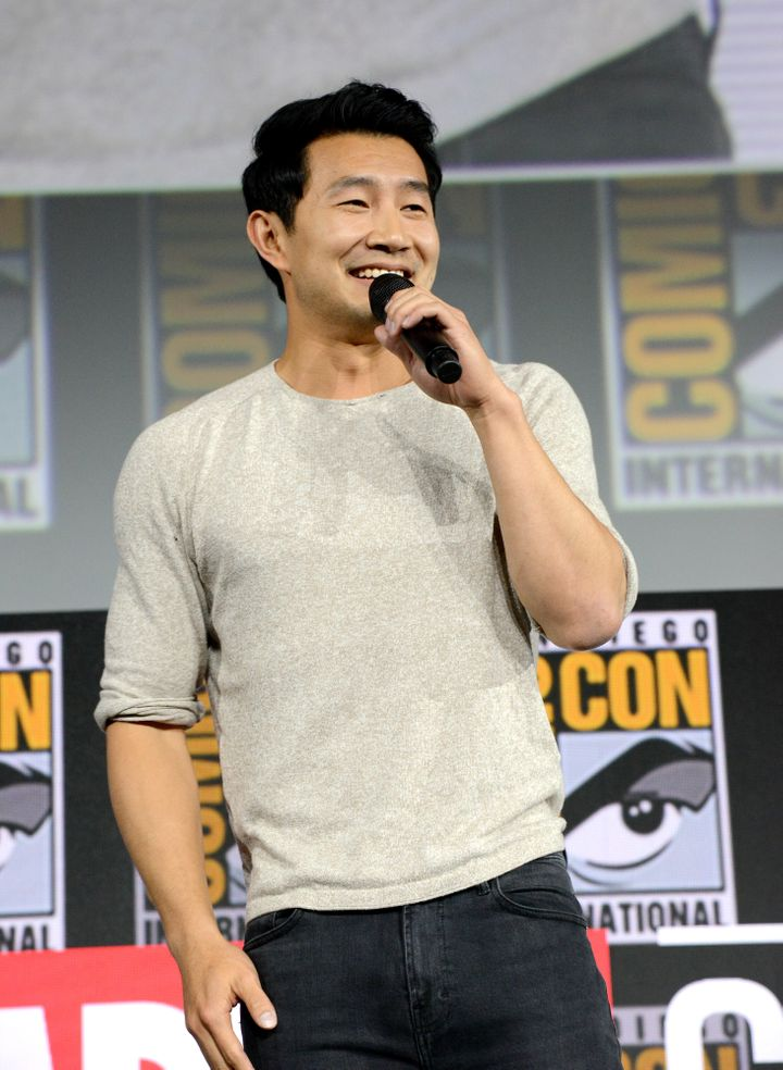 """Simu Liu will play Shang-Chi in the 2021 Marvel film """"Shang-Chi and the Legend of the Seven Rings."""""""