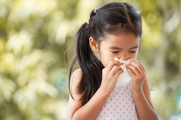 Researchers say climate change is leaving kids more susceptible to things like heat stroke and asthma.