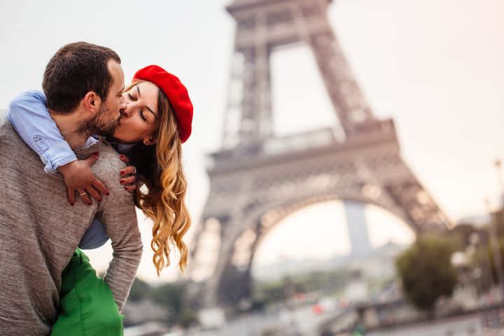"""French kiss"" is one of many ""french"" terms in the English language."
