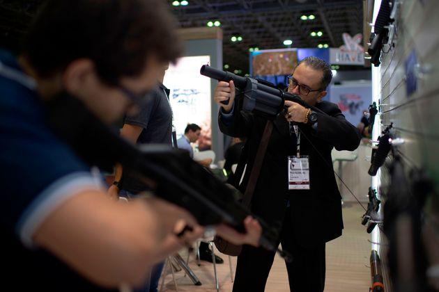 Novo projeto consolida direitos dos caçadores, atiradores e colecionadores