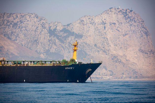 Malgré les pressions américaines, le pétrolier iranien autorisé à quitter Gibraltar