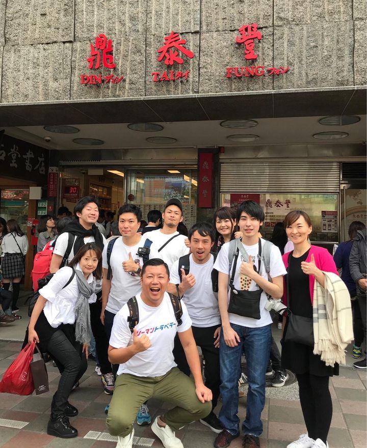 2019年3月に実施した週末台湾ツアー