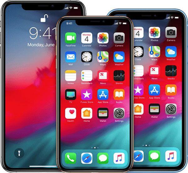 2019年の新型は「iPhone」ロゴが背面から消える?