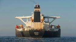 Gibraltar libera al petrolero iraní en un primer paso para calmar las cosas en