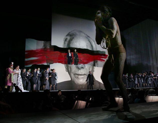 Grandi voci e regie rivedibili al Rossini Opera