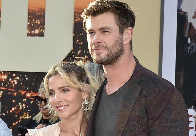 El regalo 'calentito' de Elsa Pataky a Chris Hemsworth por su