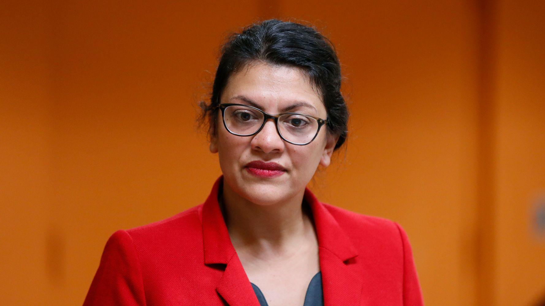 Westlake Legal Group 5d56748a220000d002f65fc4 Rashida Tlaib wrote a letter requesting entry to see her elderly grandmother.