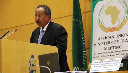 Abdallah Hamdok, un économiste à la tête du