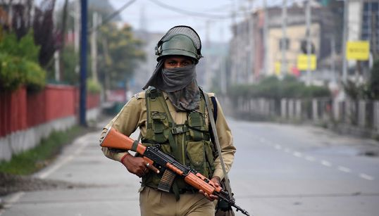 Govt Claims No Loss Of life Or Major Injury In Kashmir, Schools To Re-Open Next