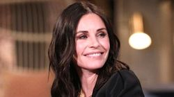 Courteney Cox Finally Coaxes Kid To Say 'I Know!' Catchphrase From