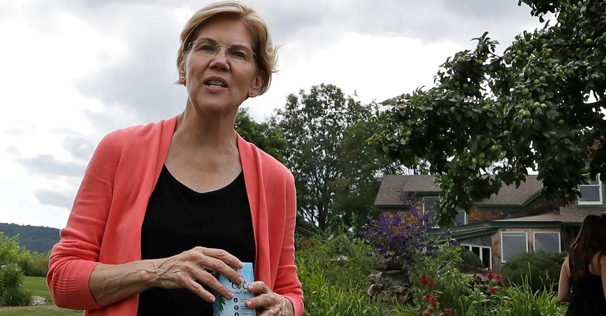 Elizabeth Warren Unveils Detailed Plan For Empowering Tribal Nations