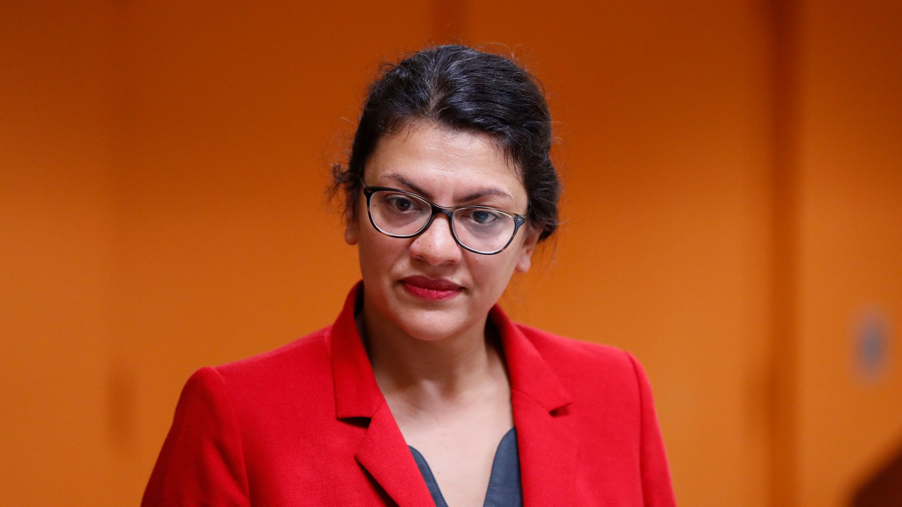 Westlake Legal Group 5d56b27c2200002f00f67bdc Rashida Tlaib Cancels Visit To West Bank, Citing 'Oppressive Conditions'
