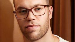 Le hockeyeur Taylor Hall signe une collection de lunettes avec