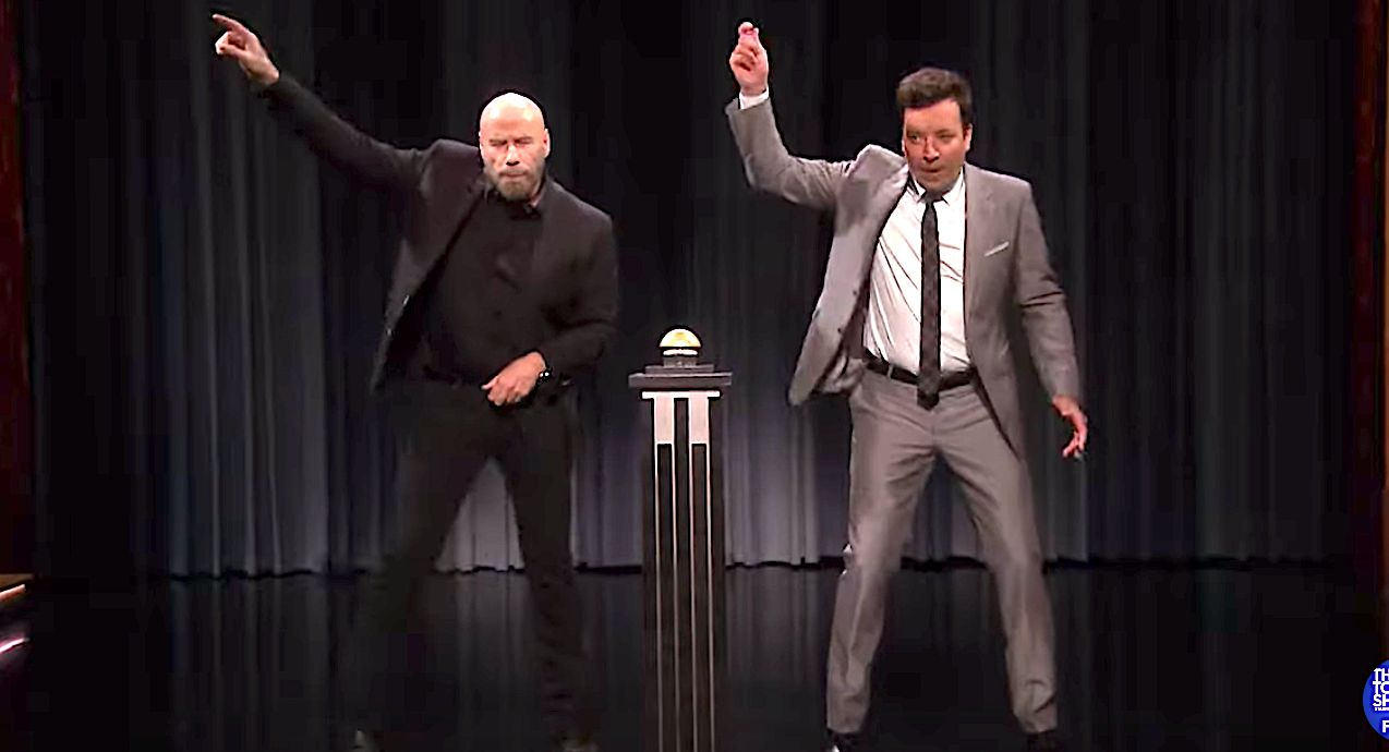 Jimmy Fallon Might Be Better At Acting ...