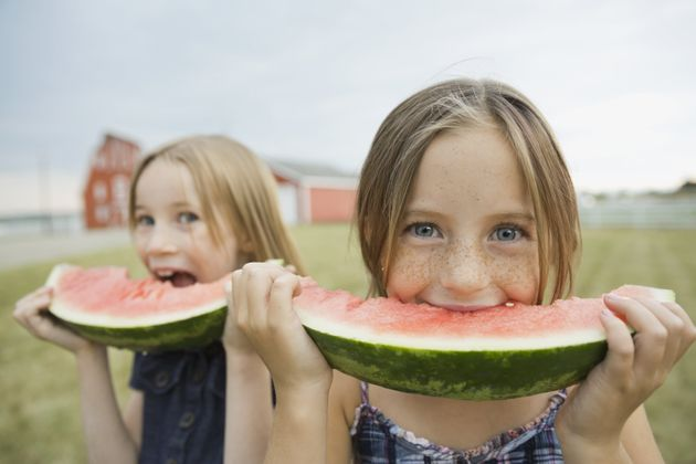 Talking to kids about how food makes their body feel is a healthy way to encourage good habits, according...