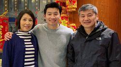 Simu Liu To Write Memoir About Family's Journey To