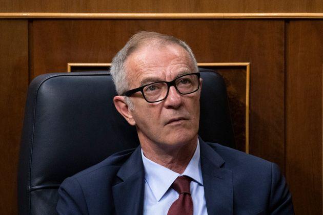 El ministro José Guirao, sobre Plácido Domingo: