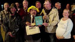 Jimmy Kimmel devient maire du village de Dildo, à titre