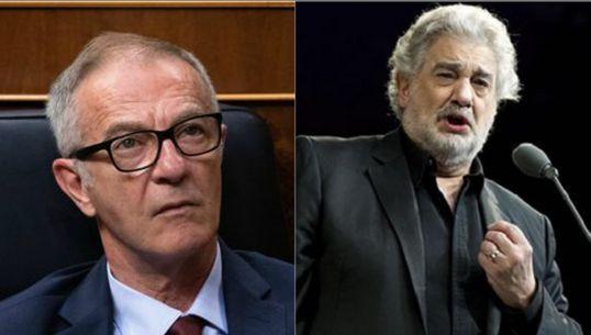 """El ministro José Guirao, sobre Plácido Domingo: """"Las denuncias anónimas no me"""