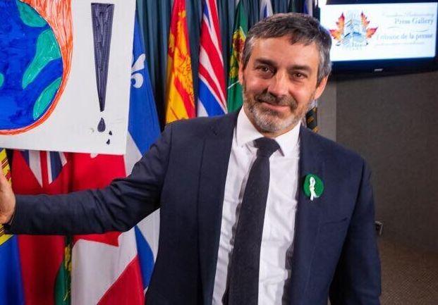 Pierre Nantel ne représentera pas le NPD aux prochaines