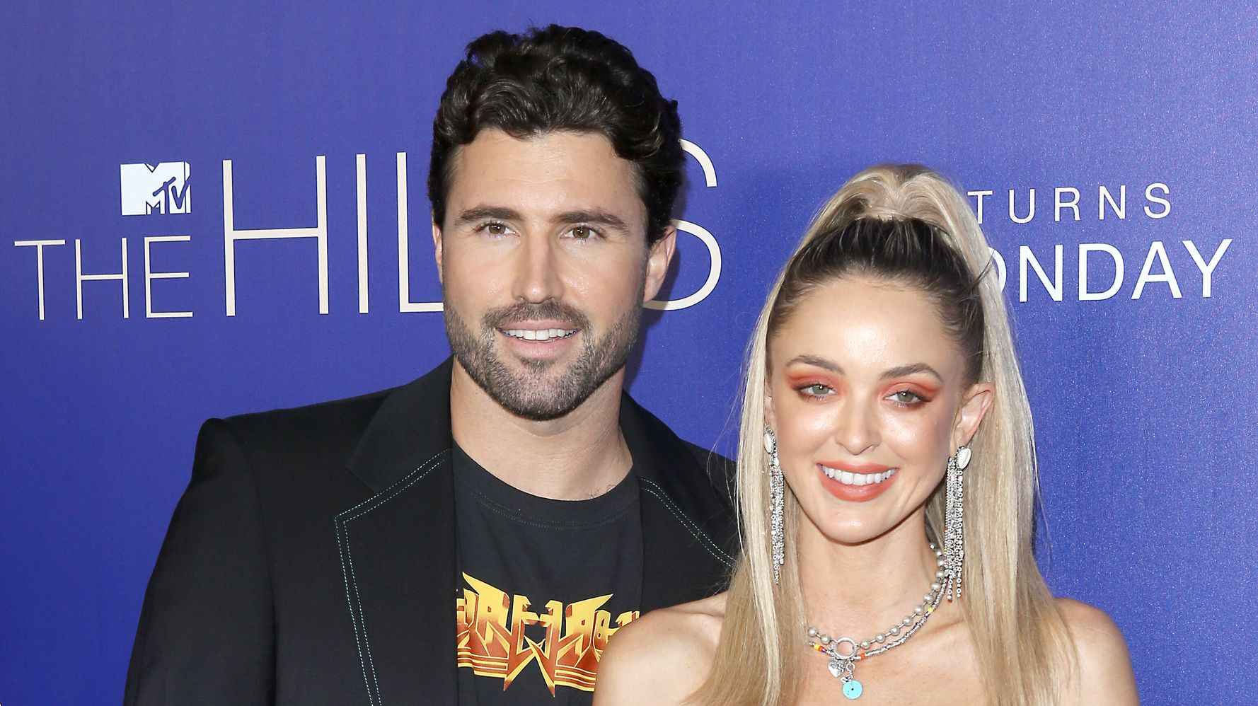 Westlake Legal Group 5d56fc722400003500b8e5b5 Brody Jenner Defends Kaitlynn Carter Amid Miley Cyrus Kissing Photos Backlash