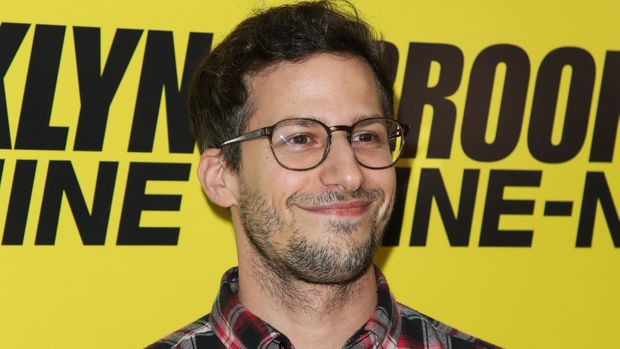 "LOS ANGELES, CA - JUNE 13:  Actor Andy Samberg attends Universal Television's FYC of ""Brooklyn Nine-Nine"" at UCB Sunset Theater on June 13, 2018 in Los Angeles, California.  (Photo by Paul Archuleta/FilmMagic)"