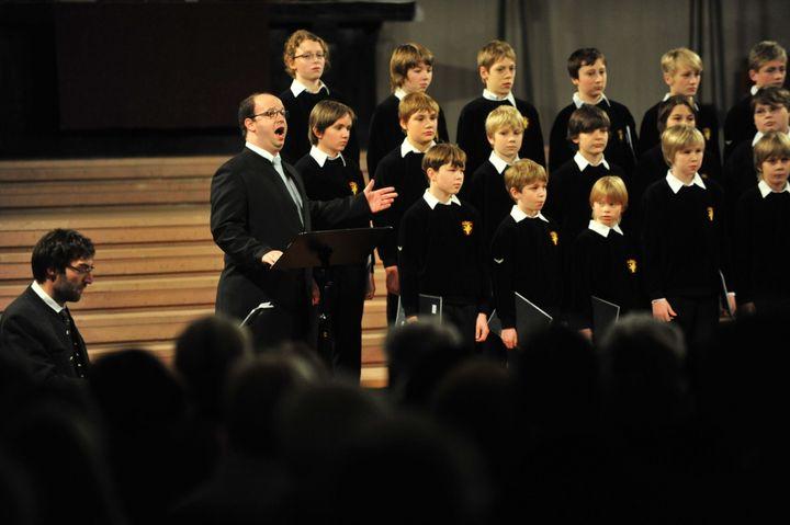 Photo d'illustration prise lors d'une représentation d'une chorale à Cologne en décembre 2010.