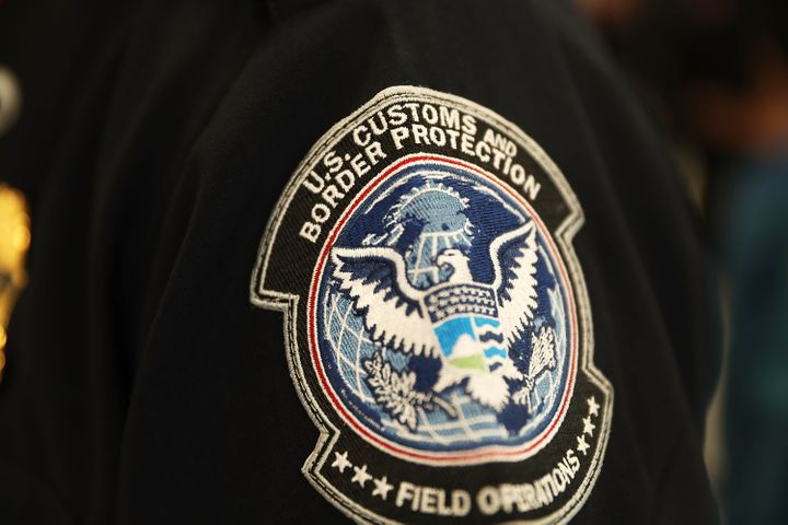 "U.S. Customs and Border Protection said a ""technology disruption"" is causing outages at various airports."