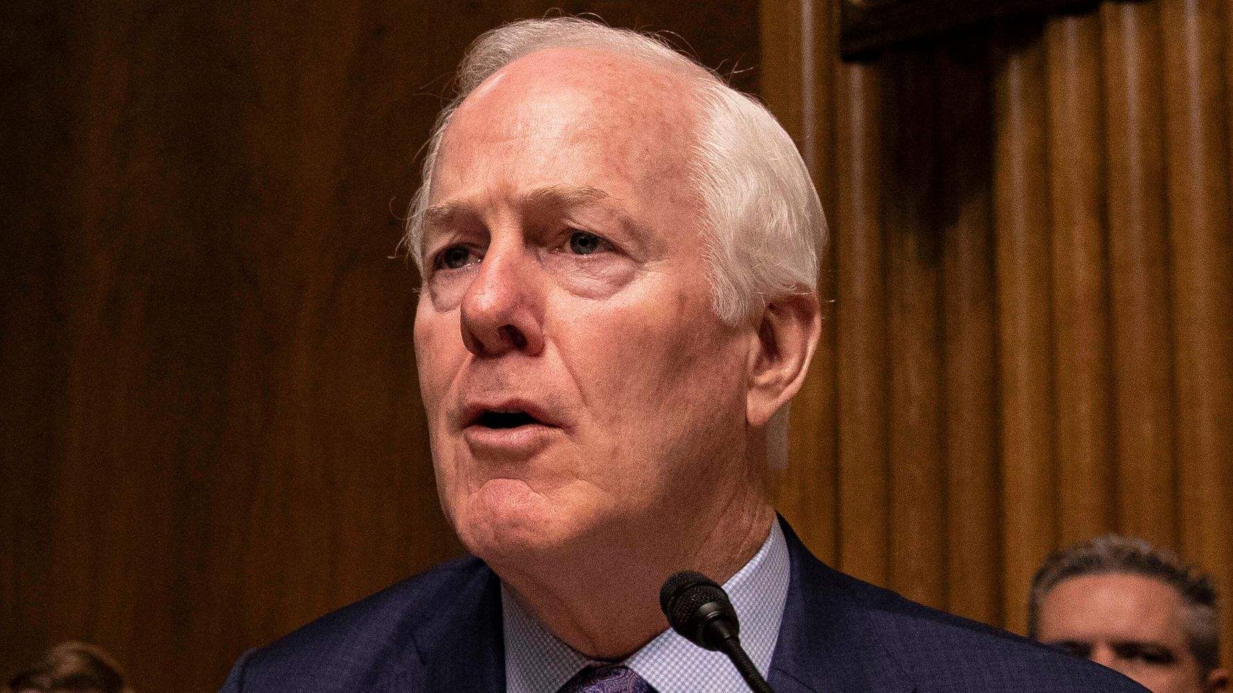 Westlake Legal Group 5d57a93e3b0000a912dce889 GOP Senator John Cornyn Torched Over 'Dumbest' Climate Change Explainer