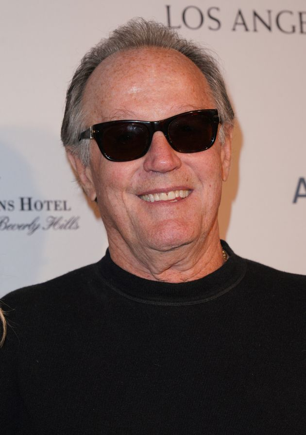 Peter Fonda, Star Of Easy Rider, Dies Aged 74