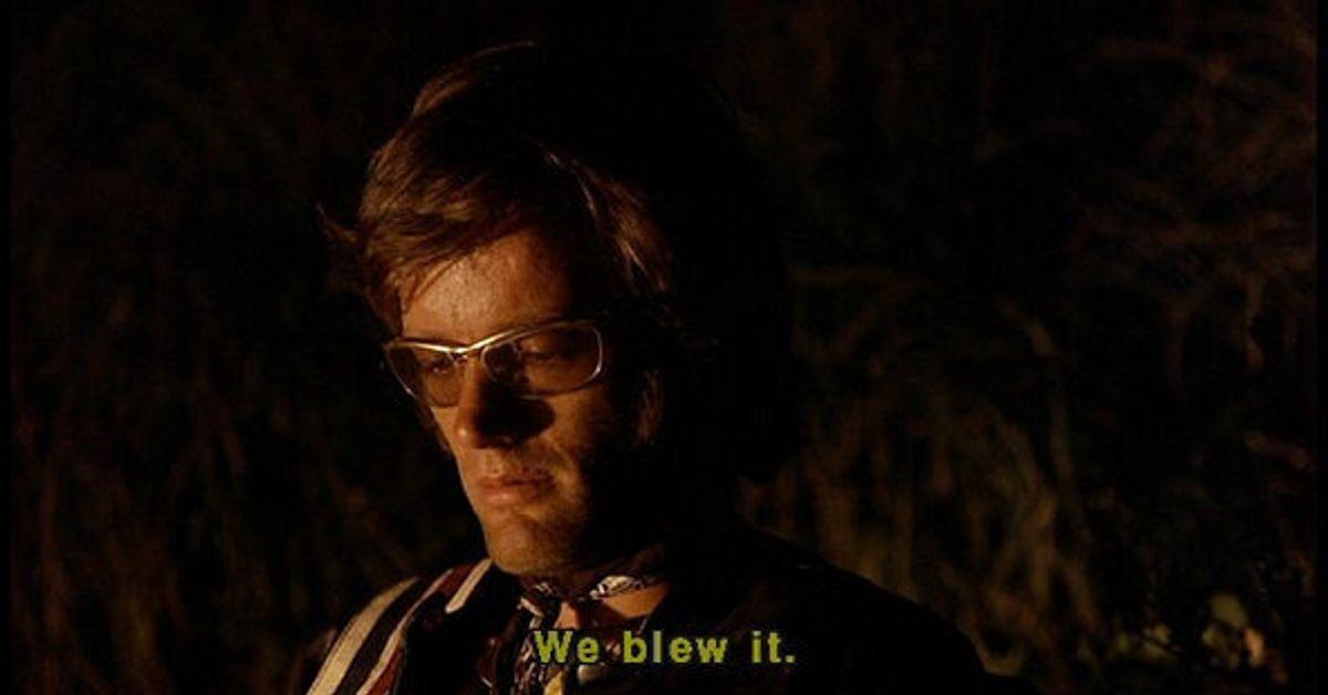 """""""We blew it"""" : On doit à Peter Fonda l'une des phrases les plus mystérieuses du cinéma des années 60"""