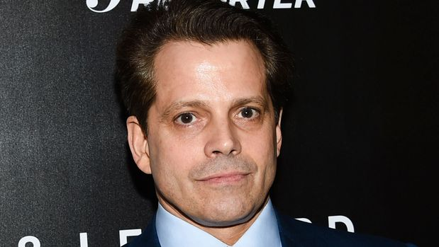 Financier, entrepreneur and political figure Anthony Scaramucci attends The Hollywood Reporter's annual 35 Most Powerful People in Media event at The Pool on Thursday, April 12, 2018, in New York. (Photo by Evan Agostini/Invision/AP)