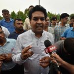 Former AAP Minister Kapil Mishra Joins