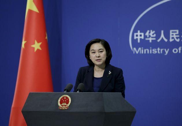 중국, '홍콩 인도적 해결' 보다