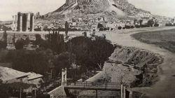 Η Αθήνα τον Αύγουστο την εποχή της Μπελ