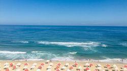 """A Skikda, l'accès à la plage a un prix: """"nous payons pour la"""