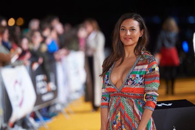 La actriz Elisa Mouliaá ('Águila Roja') se casa: así es su