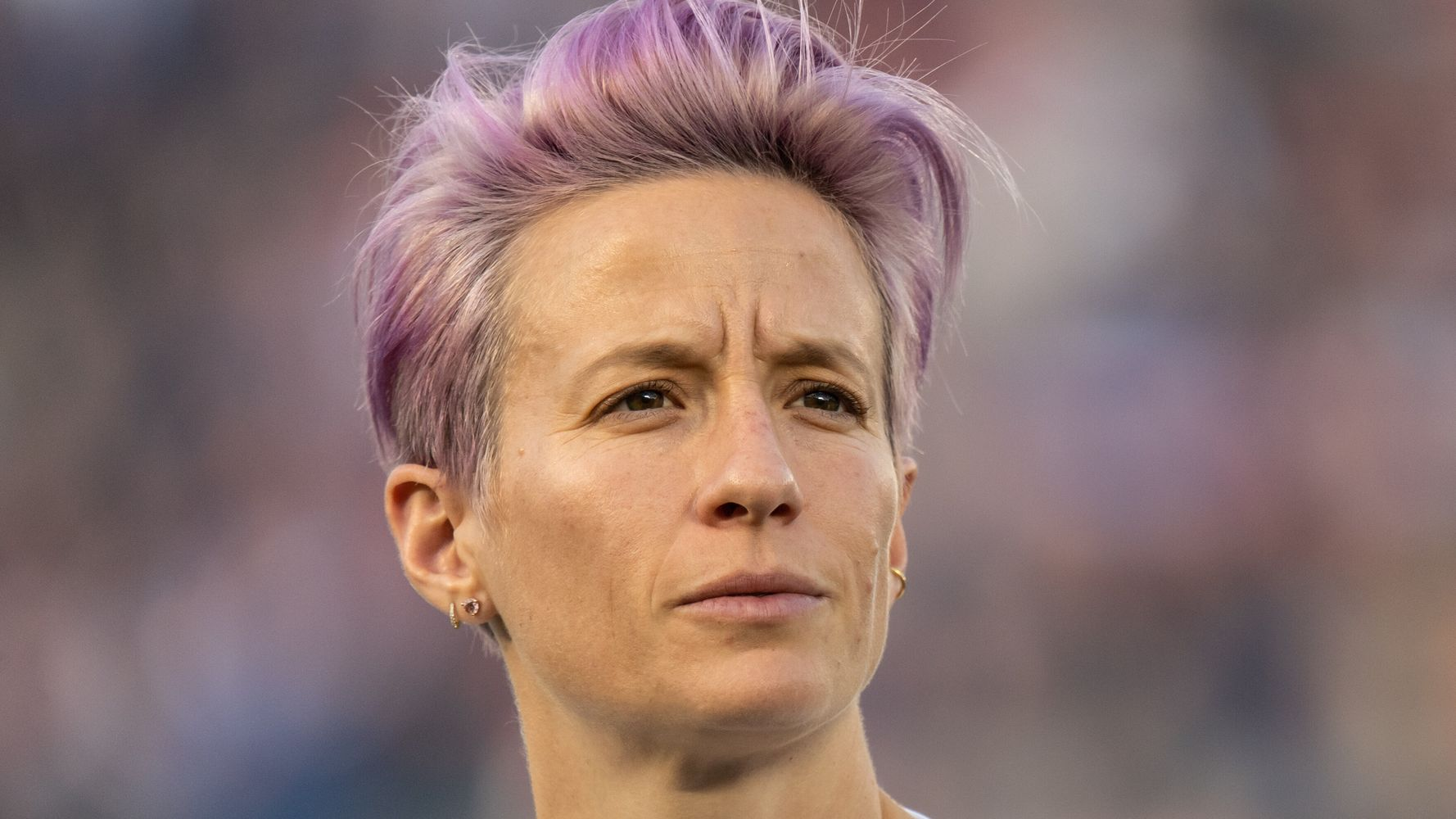 Westlake Legal Group 5d57f105220000d002f70798 Megan Rapinoe Reveals How She Deals With Her Parents Watching Fox News