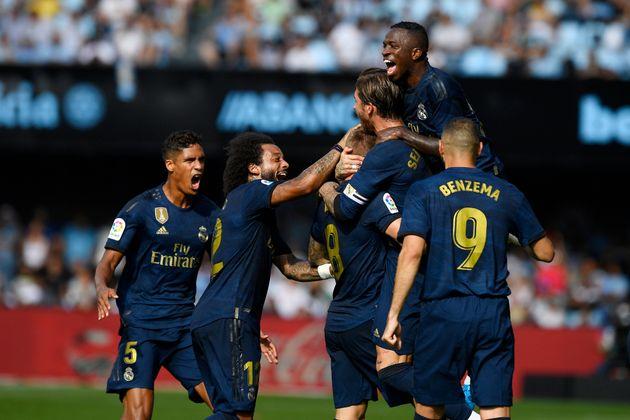 El Real Madrid empieza La Liga ganando
