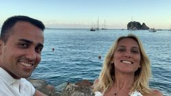 Di Maio felice in Cilento: