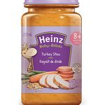 Heinz Turkey Stew Baby Food Recalled In 5