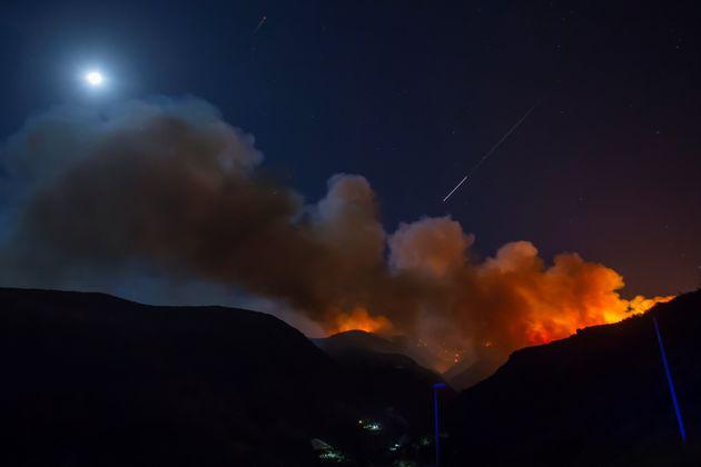Ισπανία: Πυρκαγιά στην Γκραν Κανάρια - Εκκένωση τουριστικής περιοχής και