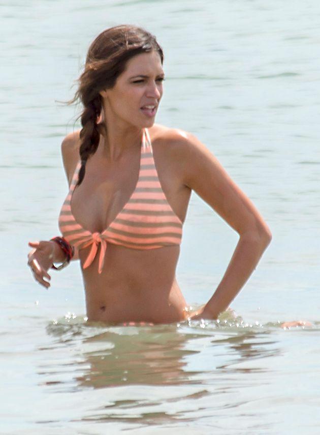 Sara Carbonero sube una foto en bikini y muchos se preocupan: ¿qué le