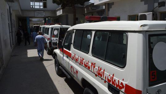 Καμπούλ: Εκρηξη με νεκρούς και τραυματίες σε
