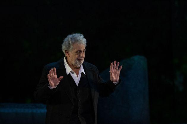 Plácido Domingo, en una imagen de