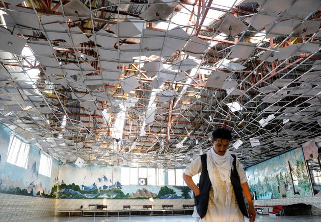 Explosion Targets Wedding Hall In Kabul; 40 Dead 100