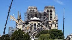 Le chantier de Notre-Dame reprend, mais où en